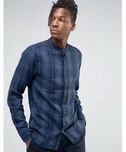 Selected Homme | Рубашка Классического Кроя В Клетку С Воротником На Пуговице