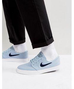 Nike SB | Парусиновые Кроссовки Zoom Stefan Janoski615957-440