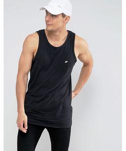Nike | Черная Базовая Майка Modern 886030-010