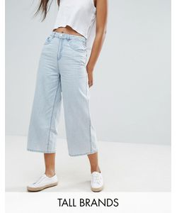 Vero Moda Tall | Джинсовая Юбка-Брюки