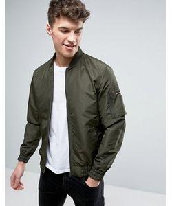 Produkt | Bomber Jacket With Ma-1 Pocket