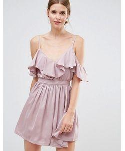 Oh My Love | Платье Мини На Тонких Бретельках