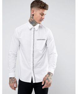 Love Moschino | Рубашка Классического Кроя
