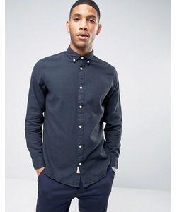 Selected Homme | Рубашка Из Ткани Пике На Пуговицах