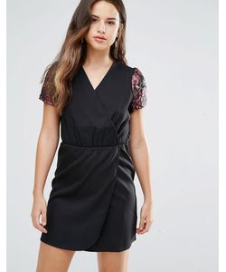 Louche   Платье С Запахом Direll