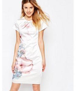 Uttam Boutique | Платье С Цветами Сакуры
