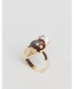 Asos | Кольцо С Мороженым