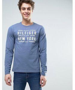 Tommy Hilfiger | Футболка С Большим Логотипом
