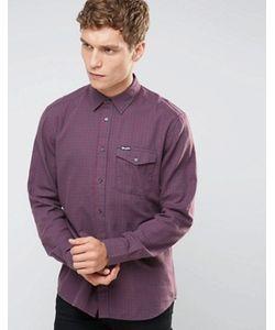 Wrangler | Рубашка В Мелкую Клетку