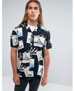 Dickies | Рубашка Классического Кроя С Принтом