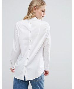 ADPT | Рубашка Без Воротника Notes