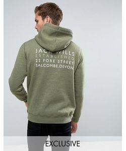 Jack Wills | Худи Цвета С Логотипом Batsford