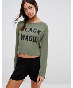Adolescent Clothing | Комплект С Лонгсливом И Шортами Halloween Magic
