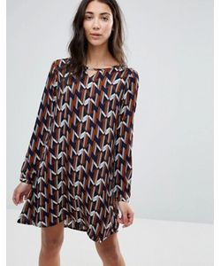 Brave Soul   Цельнокройное Платье С Принтом