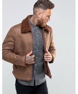 Asos | Куртка Из Искусственной Цигейки