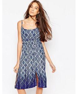 Diya | Платье С Геометрическим Принтом