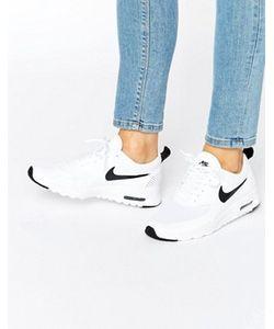 Nike | Черно Кроссовки Air Max Thea