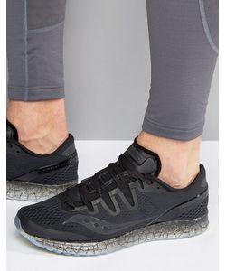 Saucony | Черные Кроссовки Для Бега Freedom Iso S20355-1