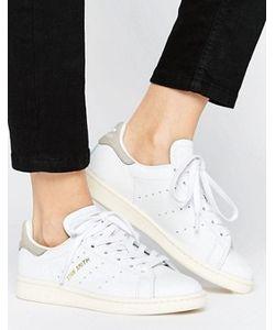 Adidas | Кроссовки С Серой Отделкой Originals Stan Smith
