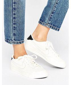 Nike | Кремовые Фактурные Кроссовки All Court 2
