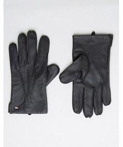 Tommy Hilfiger | Кожаные Перчатки