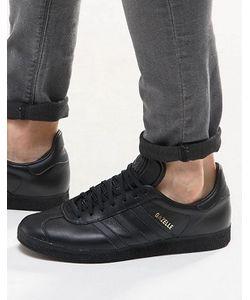 adidas Originals | Черные Кроссовки Gazelle Bb5497