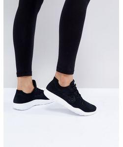 Nike | Черные Кроссовки Training Free Flyknit