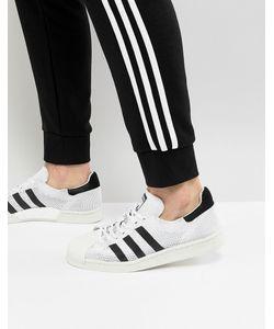 adidas Originals | Кроссовки Superstar Boost Primeknit