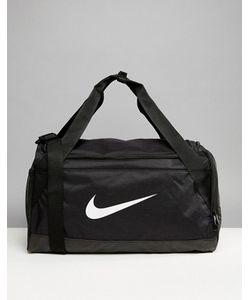b906ea0d Nike - Черная Большая Спортивная Сумка С Логотипом-Галочкой