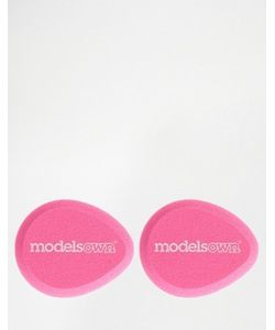 Models Own | Набор Из 2 Губок Каплевидной Формы Для Смешивания