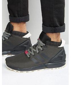 adidas Originals   Черные Кроссовки Zx Flux 5/8 S79741