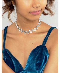Krystal | Ожерелье-Чокер С Кристаллами Swarovski От Marquees