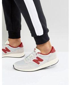 New Balance | Винтажные Кроссовки 420 Mrl420st