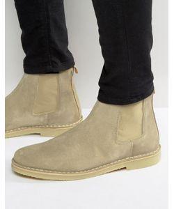 Selected Homme | Замшевые Ботинки Челси Royce
