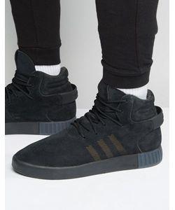 adidas Originals | Черные Кроссовки Tubular Invader S81797