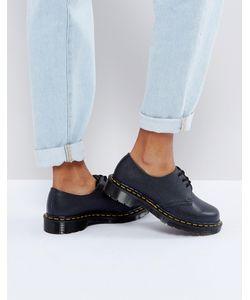 Dr. Martens | Кожаные Туфли На Плоской Подошве Со Шнуровкой 1461 Premium