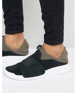 Nike | Черные Кроссовки Benassi 882410-001