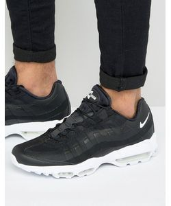 Nike | Черные Кроссовки Air Max 95 Ultra 857910-006