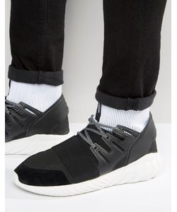 adidas Originals | Черные Кроссовки Tubular Doom Ba7555
