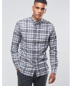 Selected Homme | Строгая Рубашка В Клетку