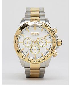 Hugo | Часы Из Нержавеющей Стали C Золотистой Отделкой 1512960
