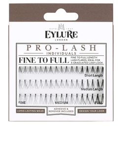 Eylure | Накладные Пучки Ресниц Pro-Lash От Негустых До Пышных