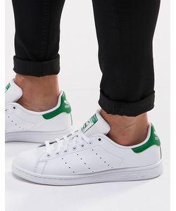 adidas Originals | Кожаные Кроссовки Stan Smith M20324 Белый