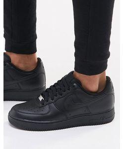 Nike | Кроссовки Air Force 1 07 315122-001 Черный