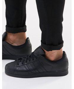 adidas Originals | Кроссовки Superstar Af5666 Черный