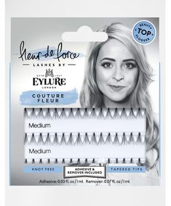 Eylure | Отдельные Накладные Ресницы Fleur De Force By Couture Fleur