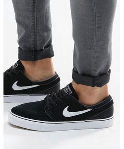 Nike SB | Кроссовки Janoski 333824-026 Черный