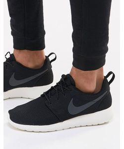 Nike | Кроссовки Roshe Run 511881-010 Черный