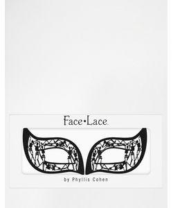Facelace | Украшения Для Глаз Face Lace Halloween Skelouette Skelouette
