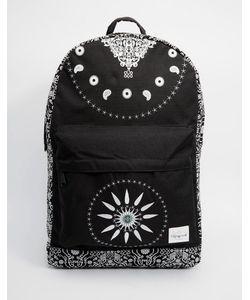 Spiral | Рюкзак С Платочным Принтом